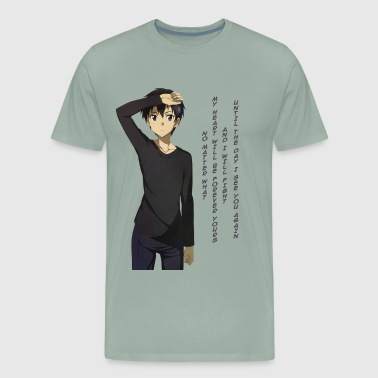 Kirito's Quote - Men's Premium T-Shirt