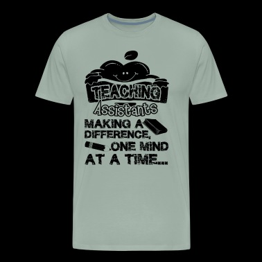 Teaching Assistant T shirt Perfect Gift Shirt - Men's Premium T-Shirt