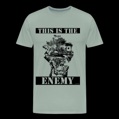 This is the Enemy - Men's Premium T-Shirt