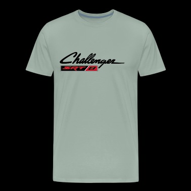 CHALLENGER SRT8 - Men's Premium T-Shirt