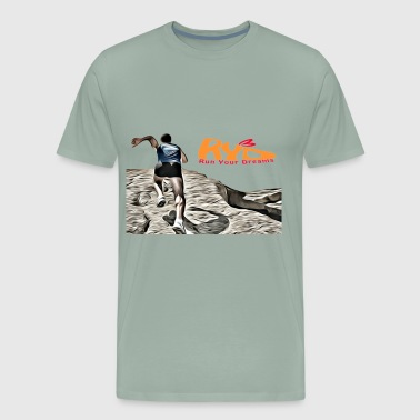 Run Your Dreams - Men's Premium T-Shirt