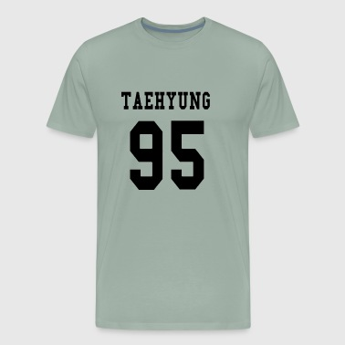 taehyung - Men's Premium T-Shirt