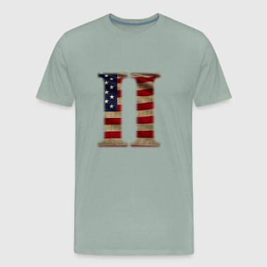 2nd Amendment - Men's Premium T-Shirt