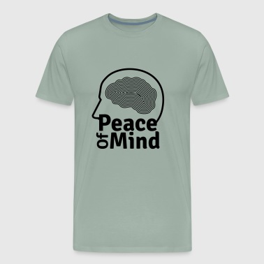 peaceofmind - Men's Premium T-Shirt