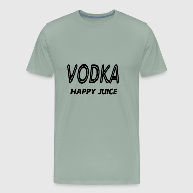 vodka - Men's Premium T-Shirt