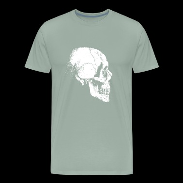 Skeleton Head - Men's Premium T-Shirt