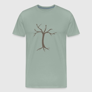 Bare Dead Tree - Men's Premium T-Shirt