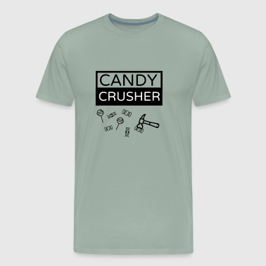 Candy Crusher - Men's Premium T-Shirt