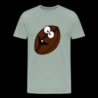 coffee bean - Men's Premium T-Shirt