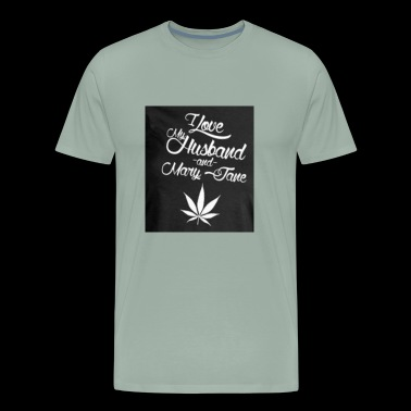I Love Mary Jane - Men's Premium T-Shirt