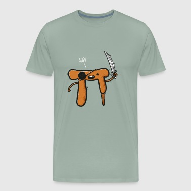 Pi rated - Men's Premium T-Shirt
