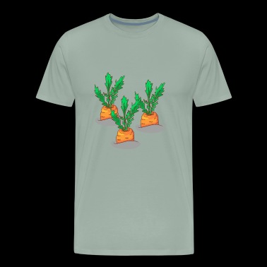 Carrots - Men's Premium T-Shirt