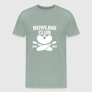 Bowling Club - Men's Premium T-Shirt
