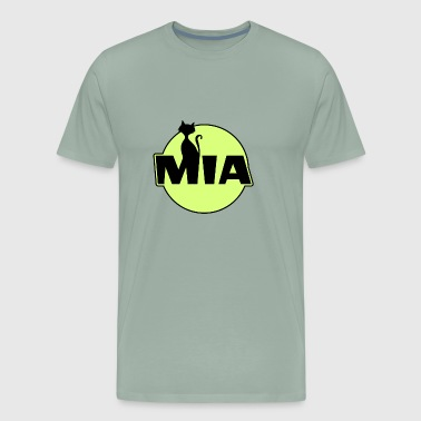 Mia first name - Men's Premium T-Shirt