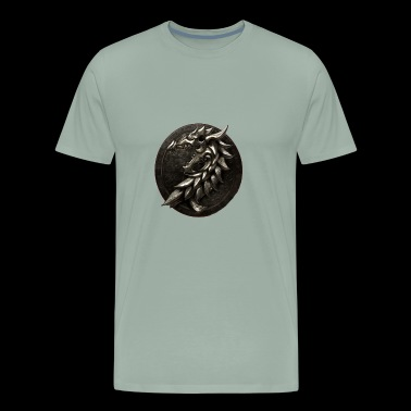elder scrolls - Men's Premium T-Shirt