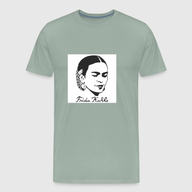 Frida Kahlo - Men's Premium T-Shirt
