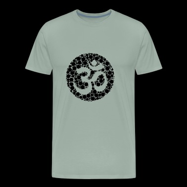 The power of OM - Men's Premium T-Shirt