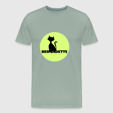 Bernadette name first name - Men's Premium T-Shirt