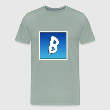 The Letter B - Men's Premium T-Shirt