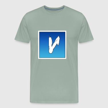 The Letter V - Men's Premium T-Shirt