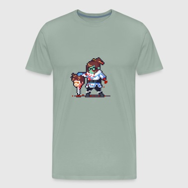 Overwatch Pixelart - Men's Premium T-Shirt