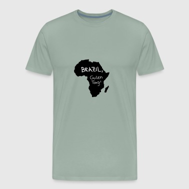 save german heritage in brazil conference 2015 - Men's Premium T-Shirt