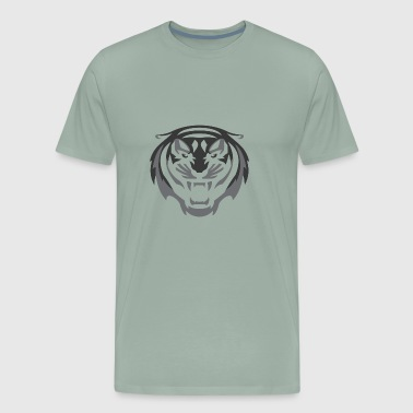 tiger - Men's Premium T-Shirt
