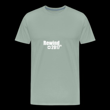 rewind 2017a - Men's Premium T-Shirt