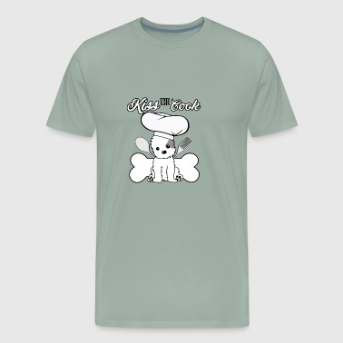 KissTheCook - Men's Premium T-Shirt