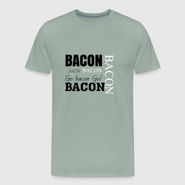 Bacon bacon and bacon - Men's Premium T-Shirt