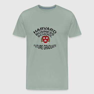 Harvard Business School Future Graduate - Men's Premium T-Shirt