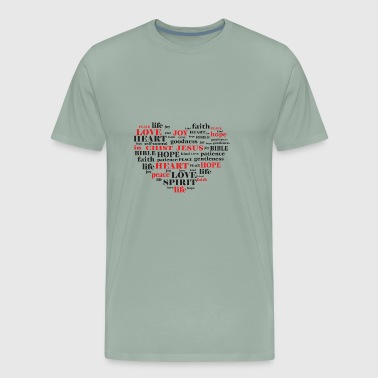 fruit of the spirit,Galatians 5:22-23,Christian - Men's Premium T-Shirt