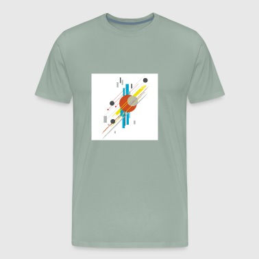 Color Splash - Men's Premium T-Shirt