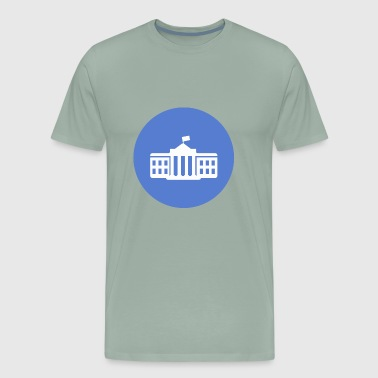 White House - Men's Premium T-Shirt