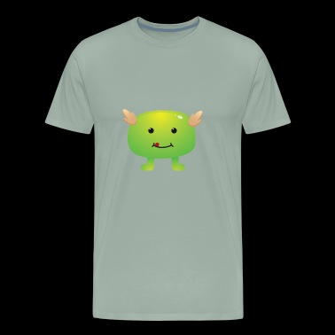 Monster Character 09 - Men's Premium T-Shirt