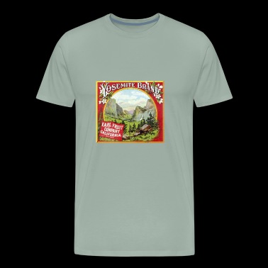 YOSEMITE - Men's Premium T-Shirt