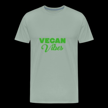 Cool Vegan Vibes - Men's Premium T-Shirt