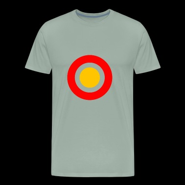 TARGET from The Ruins - Men's Premium T-Shirt