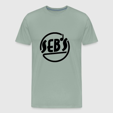 seb's - Men's Premium T-Shirt
