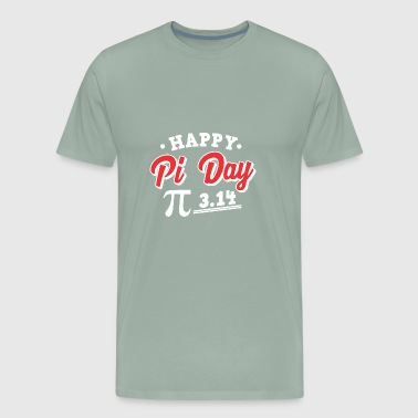 HAPPY PI DAY - Men's Premium T-Shirt