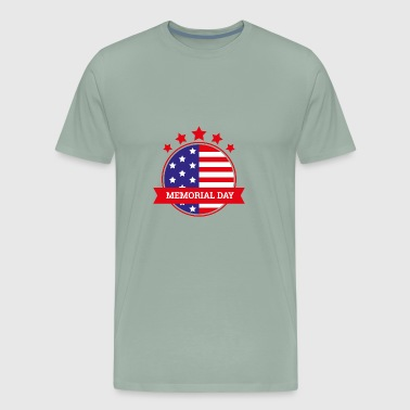 ~ Memorial Day: Memorial Day - Men's Premium T-Shirt