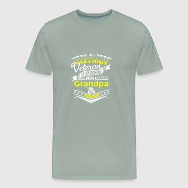 Technically The Glass Is Completely Science Sarcas - Men's Premium T-Shirt