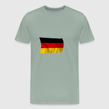 Flag of Germany - Men's Premium T-Shirt
