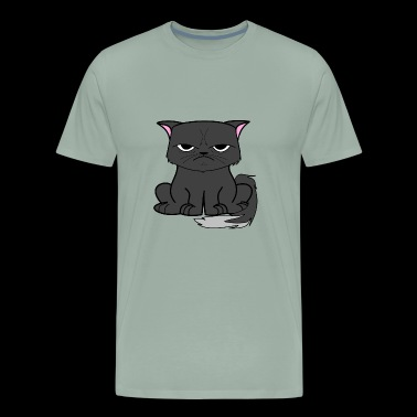 Grumpy Cat - Men's Premium T-Shirt