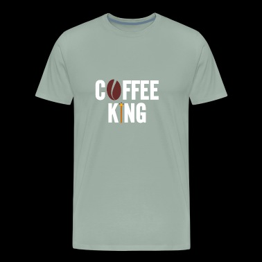 Coffee, Coffee, Coffee - Men's Premium T-Shirt