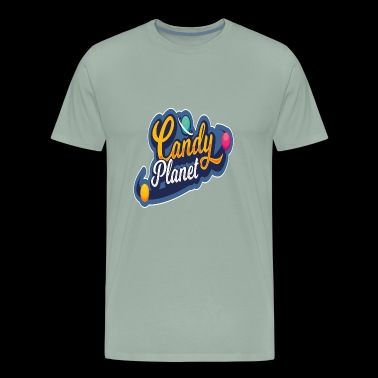Candy Planet - Men's Premium T-Shirt