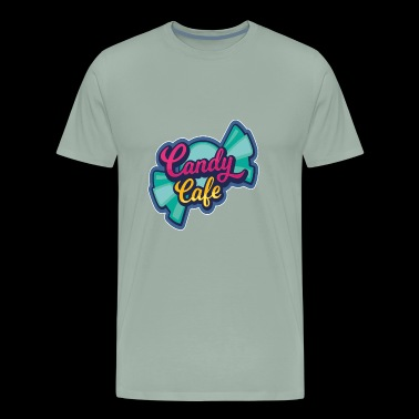 Candy Cafe - Men's Premium T-Shirt