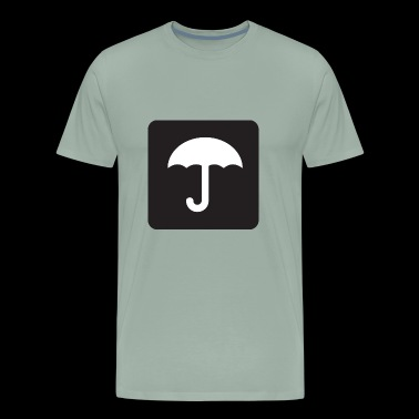 umbrella - Men's Premium T-Shirt