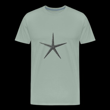 Vintage Sea Star - Men's Premium T-Shirt