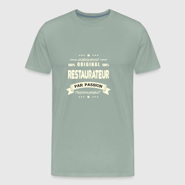 Original restorer - Men's Premium T-Shirt